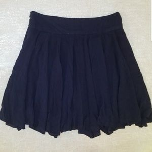 Francesca's Collections Skirts - Francesca's Alya beaded skirt navy S